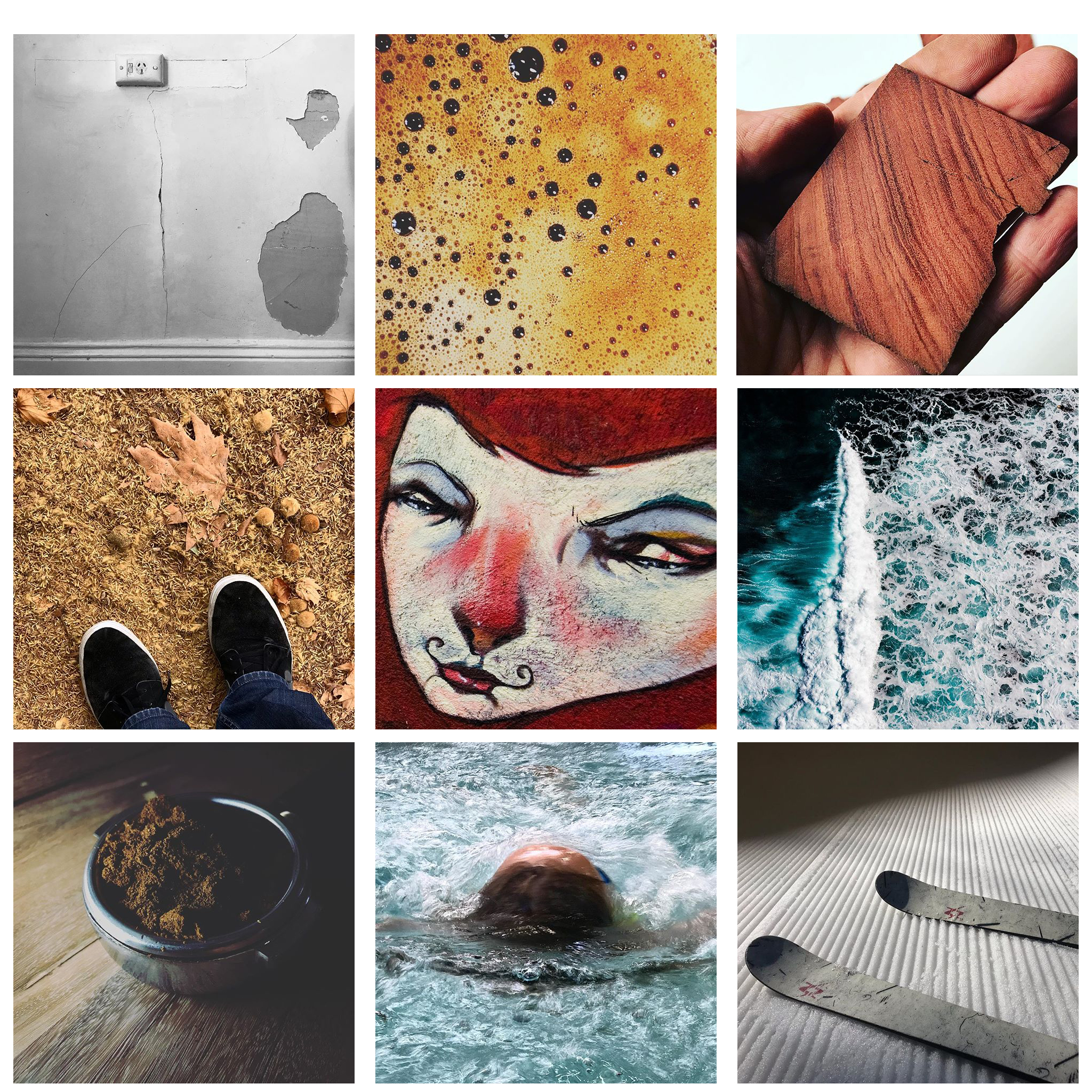 Desafio Fotográfico Semanal - Textura