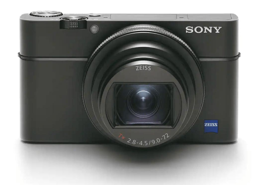 Best Camera for Street Photography Sony RX100 VII