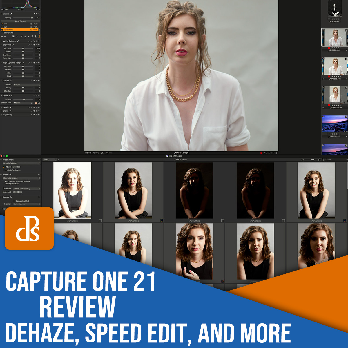 Capture One 21 Review