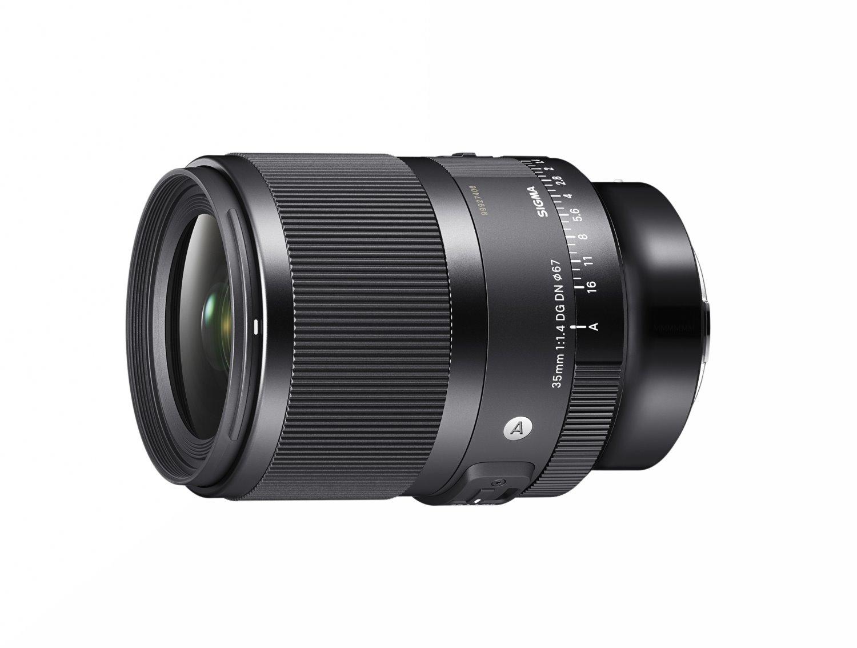 Sigma 35mm f/1.4 lens announcement