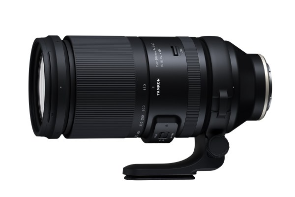 Tamron Announces the 150-500mm, a Portable Zoom for Sony Mirrorless