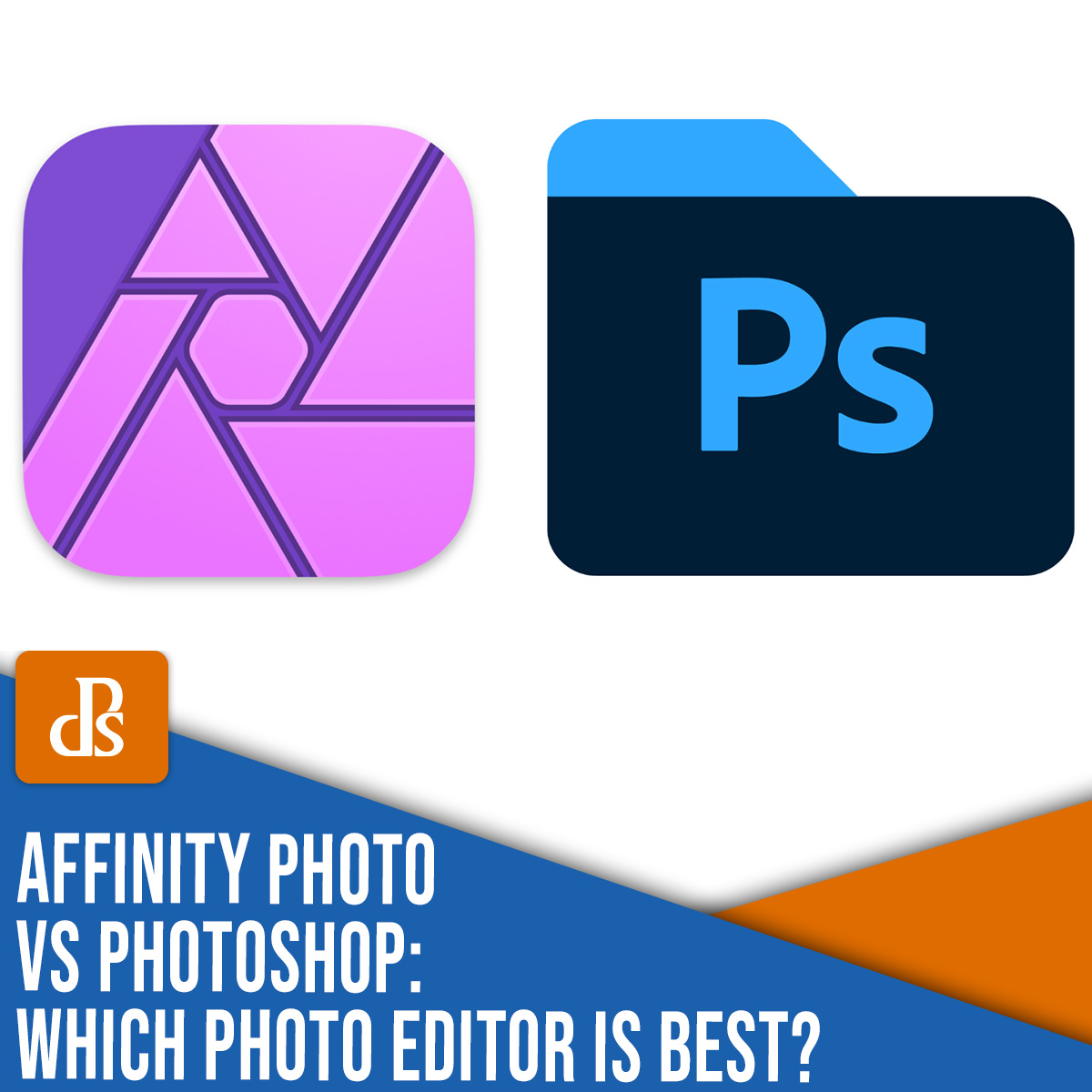 affinity photo vs photoshop: which photo editor is best