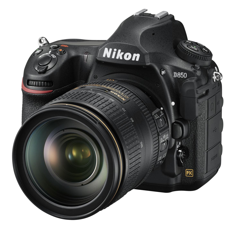 Nikon D850 the best camera for landscape photography