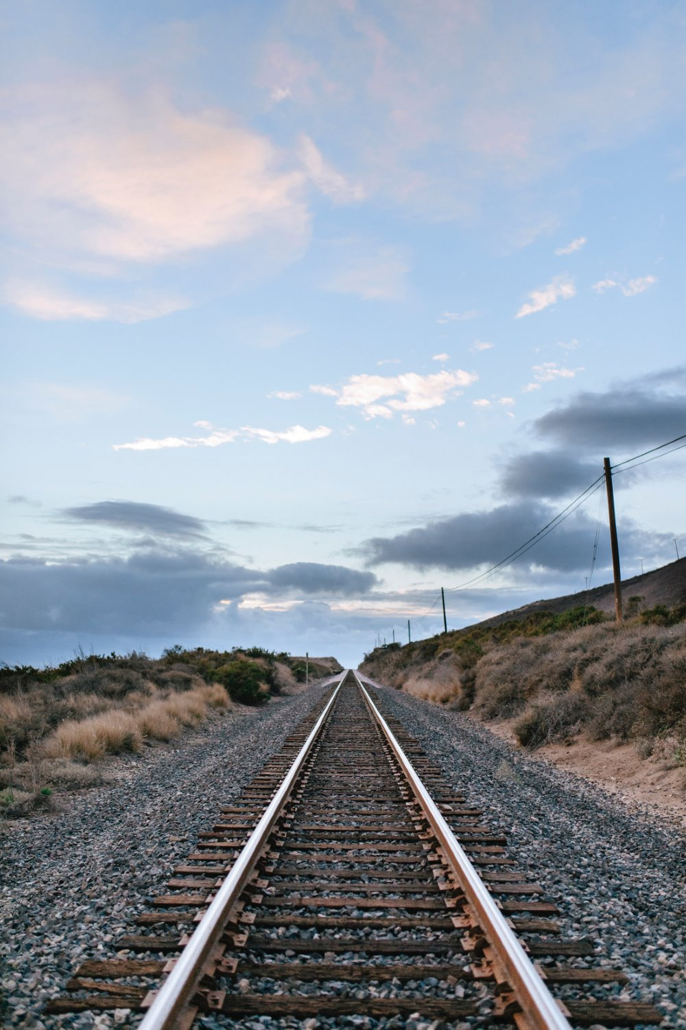 converging lines photography