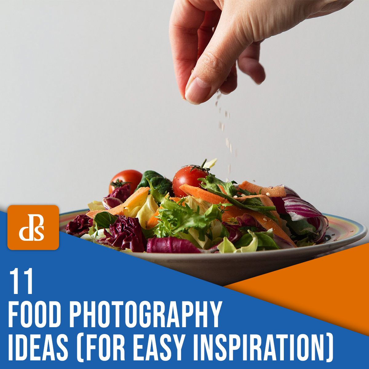11 food photography ideas for easy inspiration