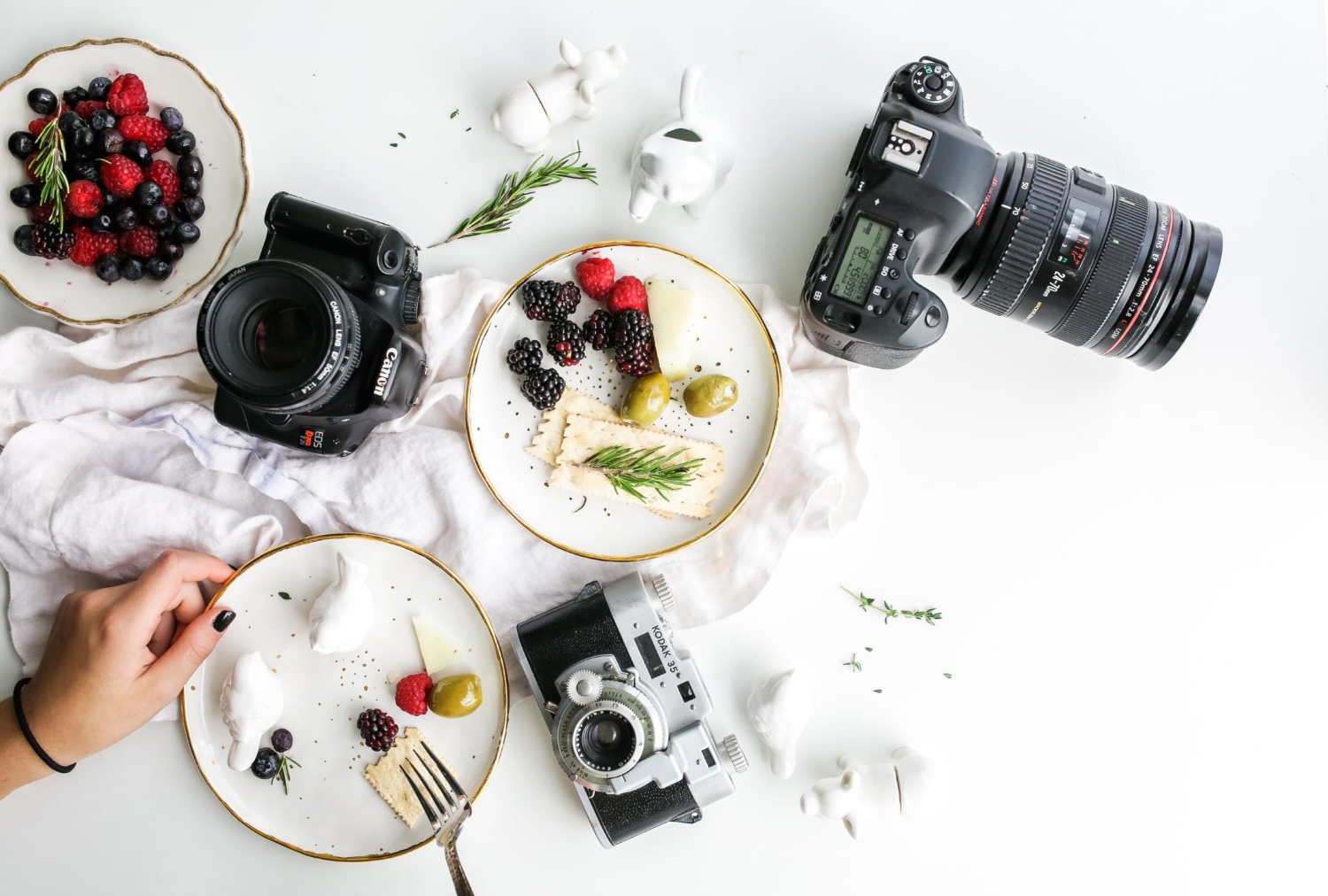 food photography introduction