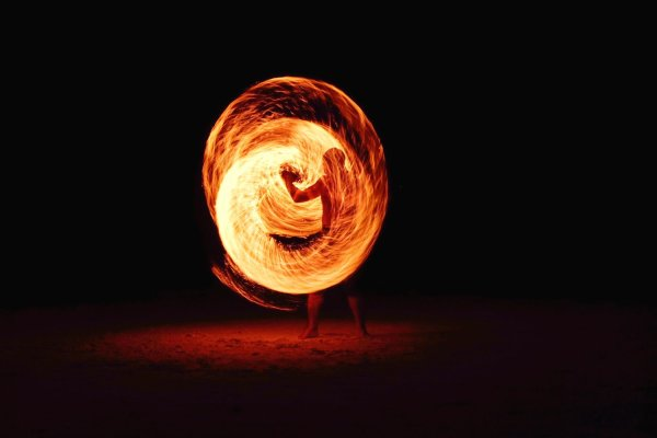Playing With Fire - How to Photograph Fire