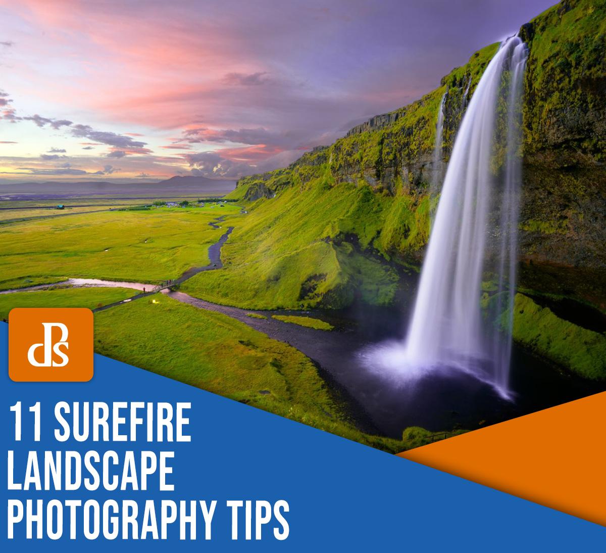 11 dicas infalíveis para fotografia de paisagem