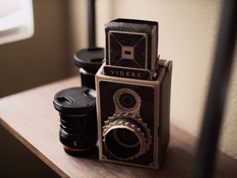 light and the pinhole camera