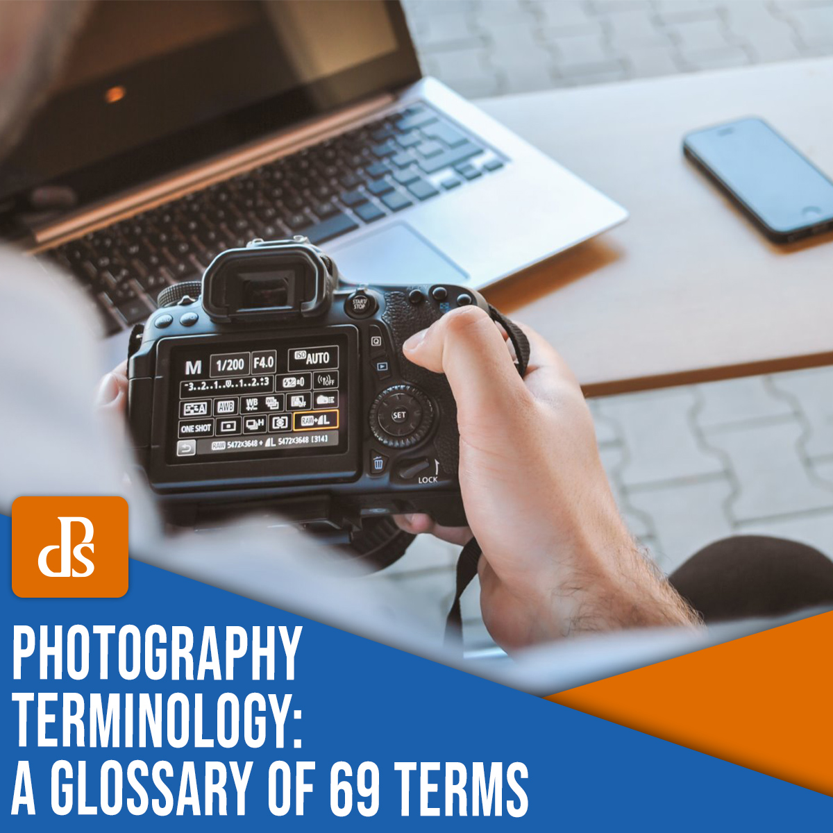 terminologia fotográfica: um glossário de 69 termos