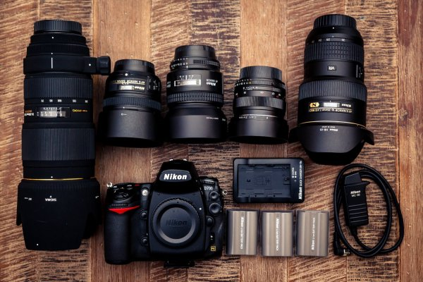 Refurbished Camera Equipment: As Good as New if not Better