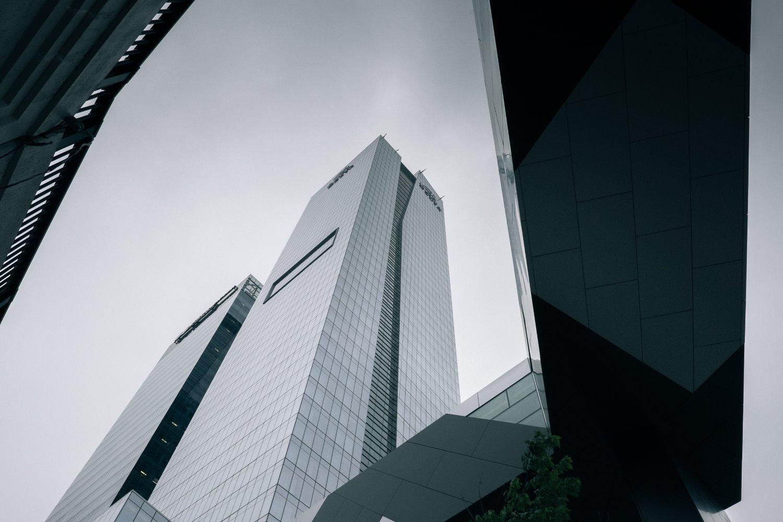 urban landscape photography