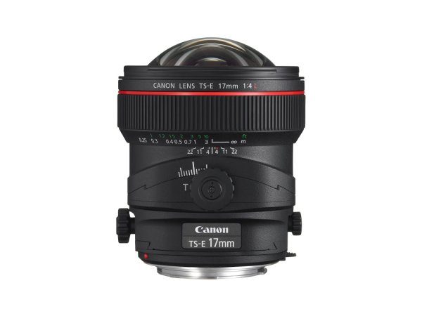 Two Autofocusing Tilt-Shift Lenses From Canon May Debut Next Year