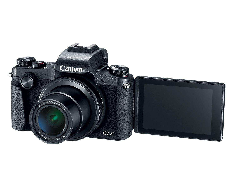 G1X Mark III travel camera