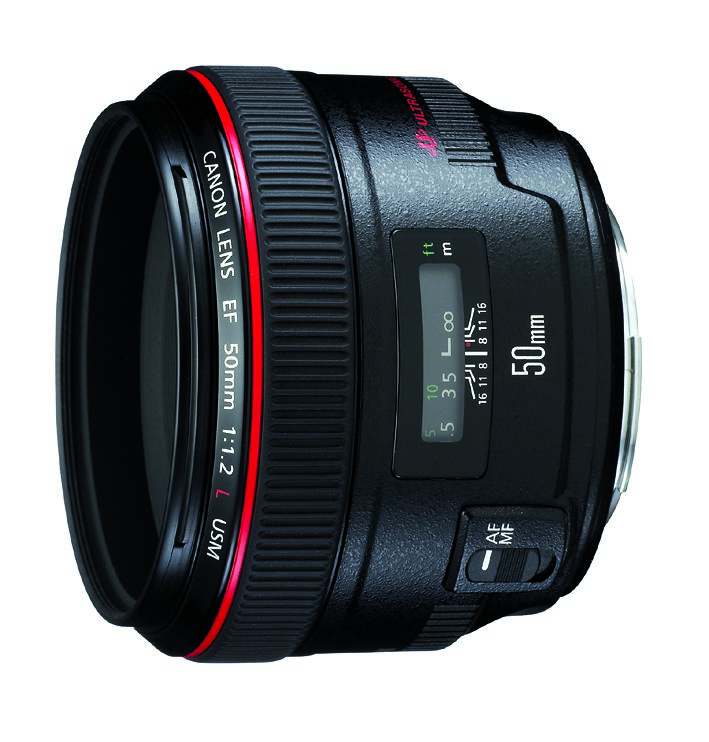 best street photography lens Canon 50mm f/1.2