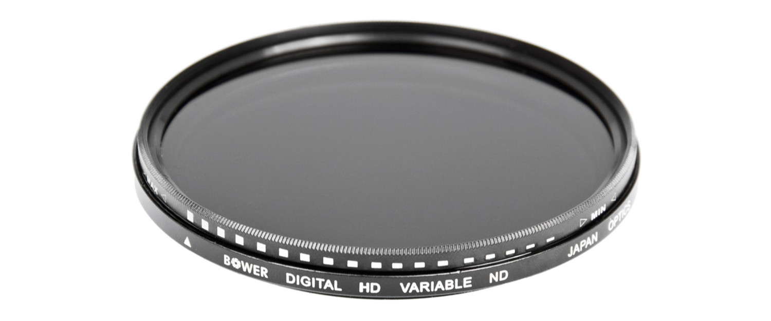 Bower variable ND filter