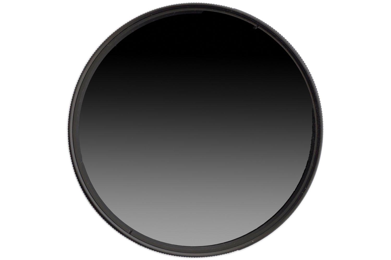 Graduated neutral density filter
