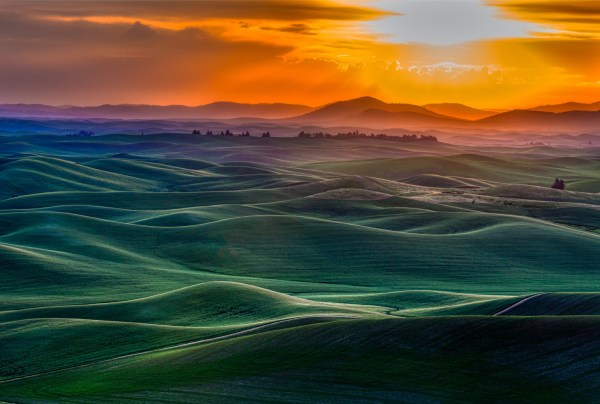 7 Tips for Colorful Landscape Photography