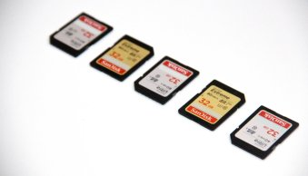 How to Select the Right Camera Memory Card