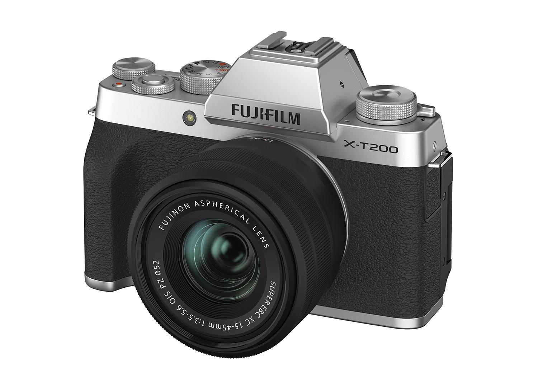 Fujifilm X-T200 the best landscape photography camera
