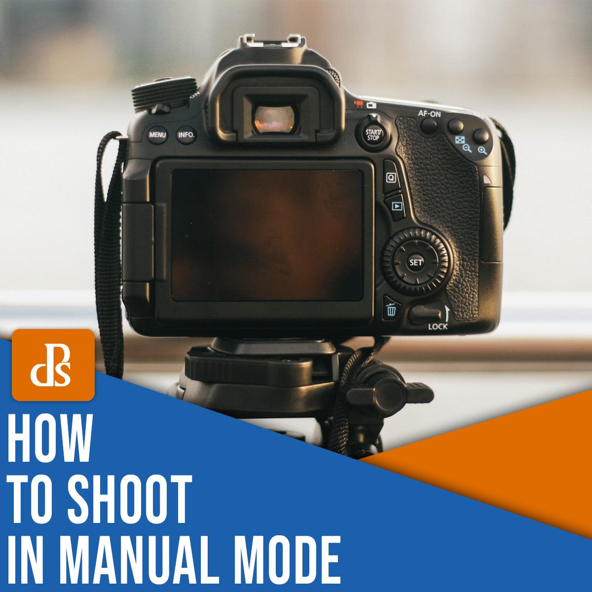 Como fotografar no modo manual