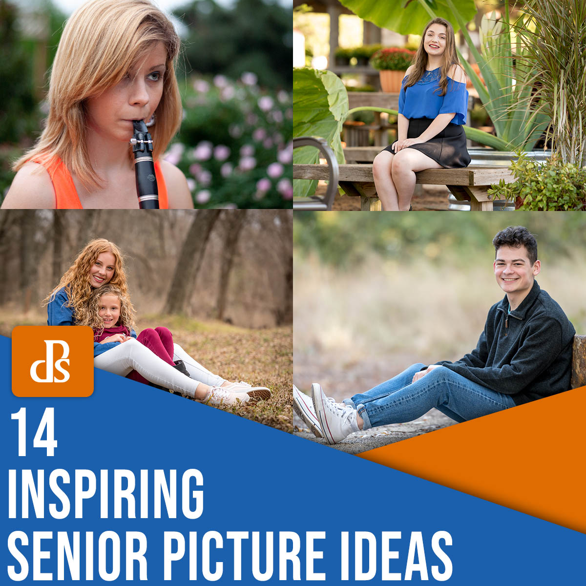 14 Senior Picture Ideas to Get You Inspired