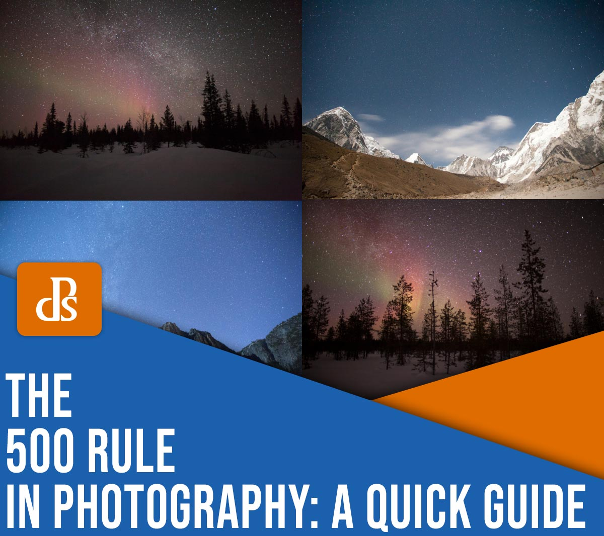 the 500 rule in photography: a quick guide