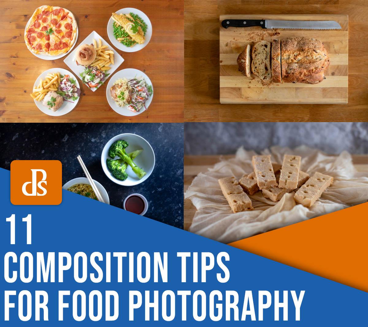 11 compositietips voor foodfotografie