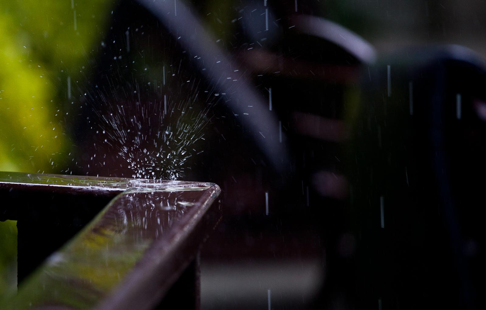 dPS Weekly Photography Challenge Rain