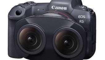 Canon Unveils a Dual Fisheye Virtual Reality Lens, the RF 5.2mm f/2.8L