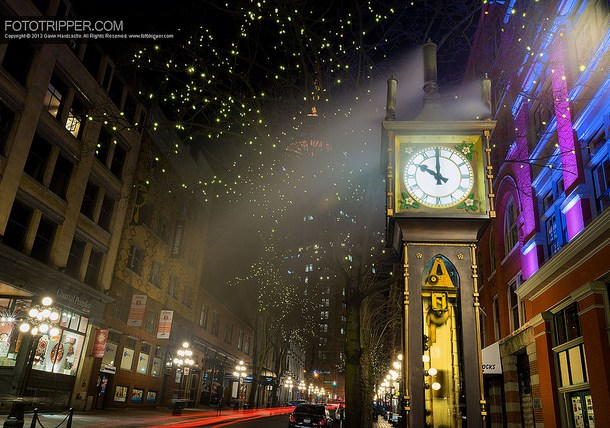 Image: 'Condensation' By Gavin Hardcastle – Location, Gastown, Vancouver, BC