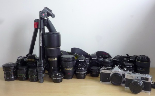 The Advantages of Renting Photographic Gear Before you Buy