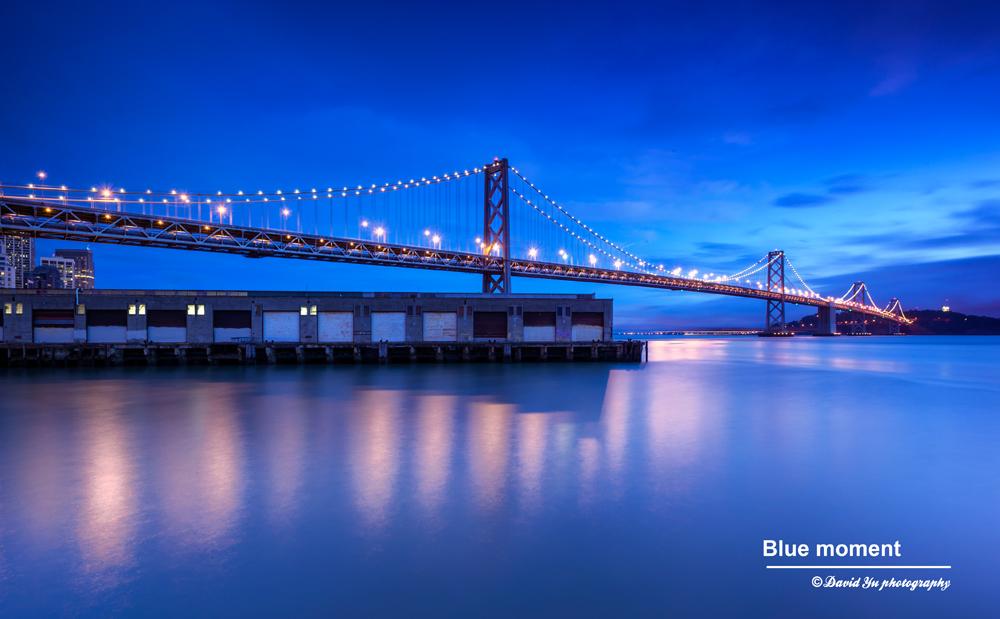 26 Cool Images Utilizing the Color Blue