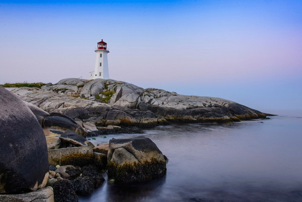 Canadian Travelogue – Nova Scotia – Peggy's Cove
