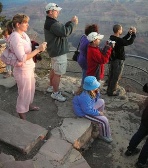 Tourist-Cameras