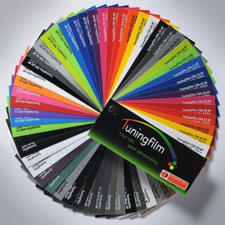 Vinyl Wrap Colors  Digital Print Media