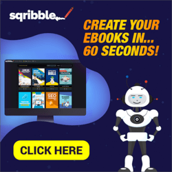 Sqribble is the worlds number one eBook creator