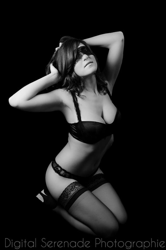 Sance photo lingerie Studio  photographe femme pour les