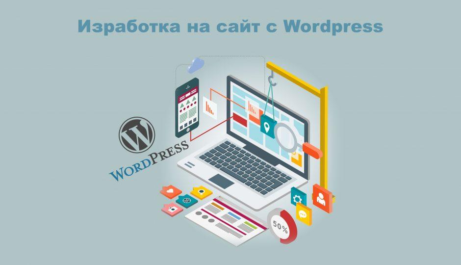 изработка на уебсайт