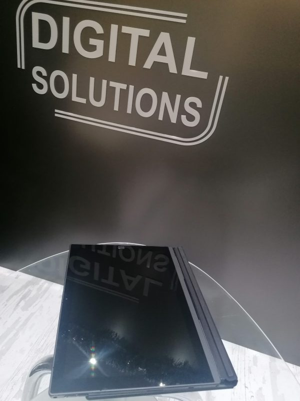 Lenovo ThinkPad X1 touchscreen