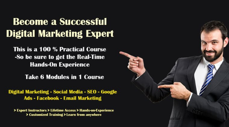 Digital marketing Course in Pakistan
