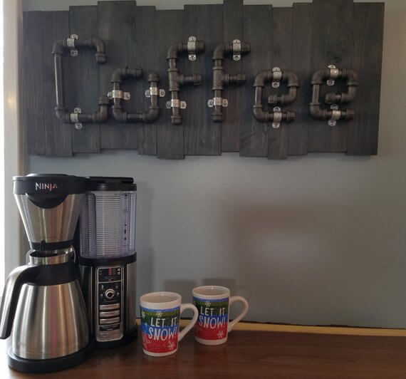 Coffee Station Idea 8