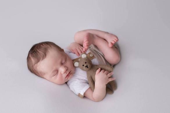 27.newborn Felt Toys 3
