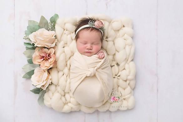 46. Newborn Headband 2