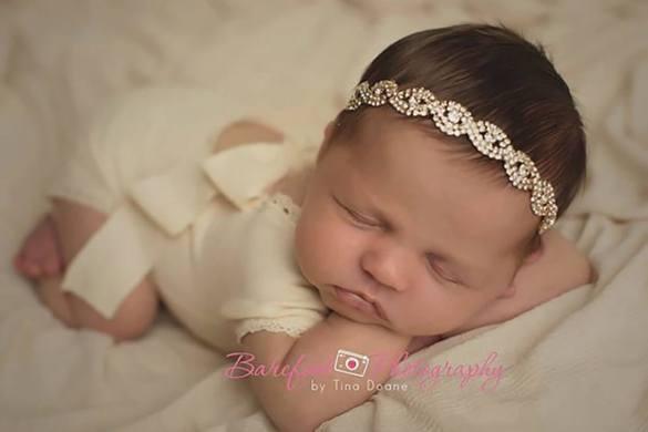 47. Newborn Headband