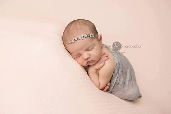 50. Newborn Headband 2