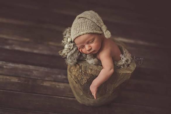 54. Newborn Hat