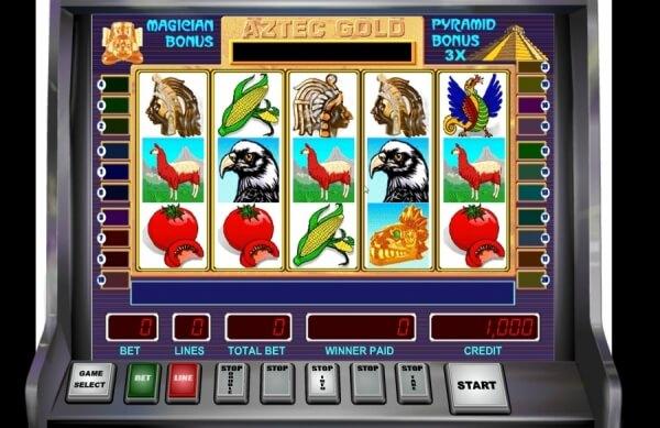 как выигрывать в автоматах игровых