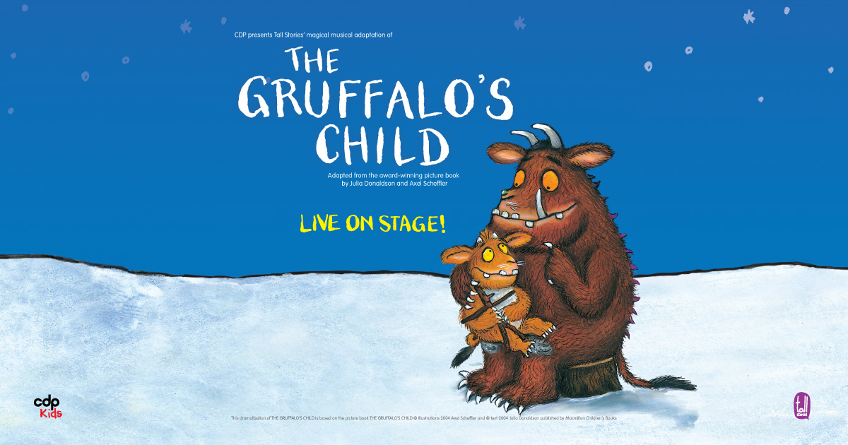 The Gruffalo's Child Preview Image