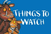 Things to Watch Button - The Gruffalo's Child